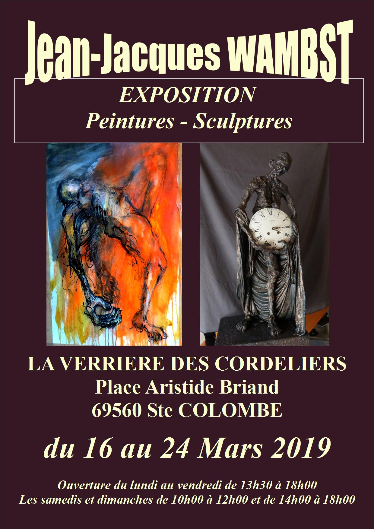 Affiche cordeliers